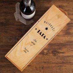 Najdraži tata poklon kutija za vino