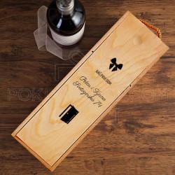 Naš prvi dom poklon kutija za vino