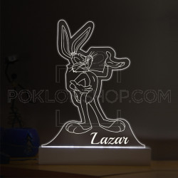 Duško Dugouško poklon lampa