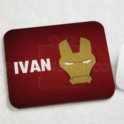 Iron man i ime poklon podloga za miša