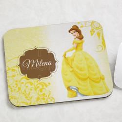 Princeza Bela poklon podloga za miša