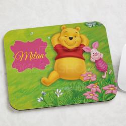 Vini Pu i Praslin poklon podloga za miša