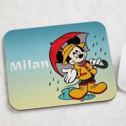 Miki na kiši poklon podloga za miša