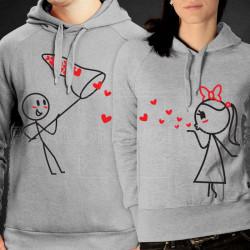 Uhvati moju ljubav poklon majice i duksevi