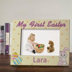 Moj prvi Uskrs-devojčica poklon ram za slike