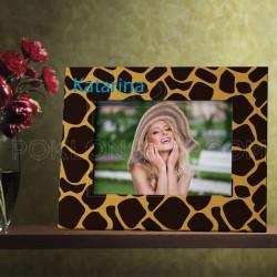 Leopard dizajn poklon ram za slike