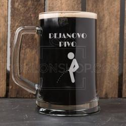 Dečak poklon čaša za pivo