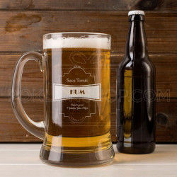 Kum poklon čaša za pivo