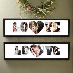 Love poklon ram sa slikama