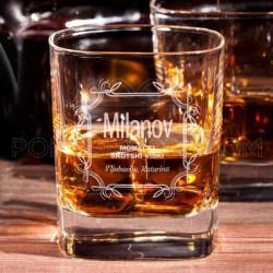 Momački viski poklon čaša za viski