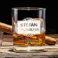 Profi igrač poklon čaša za viski