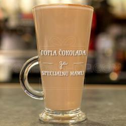 Topla čokolada za specijalnu mamu poklon čaša za kafu