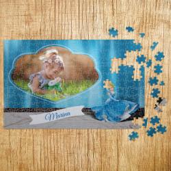 Poklon puzzle Pepeljuga