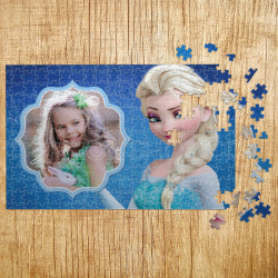 Poklon puzzle Frozen