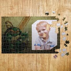 Poklon puzzle Kornjača Mikelanđelo
