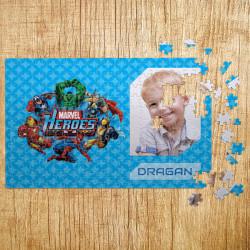 Poklon puzzle Marvel