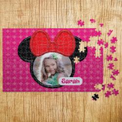 Poklon puzzle Mini mašna