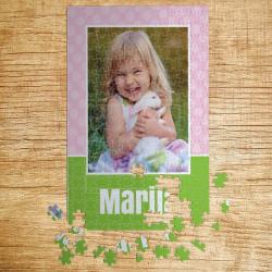 Poklon puzle Samo za male devojčice