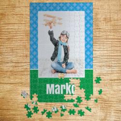 Poklon puzle Samo za male dečake