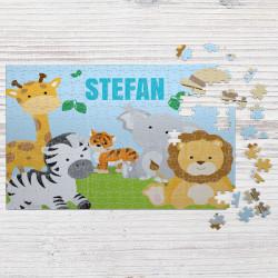 Poklon puzzle Životinjsko carstvo