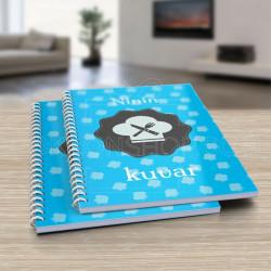 Kuvarske kapice poklon dnevnik