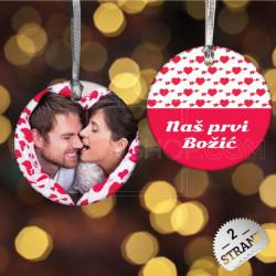 Ljubav poklon ukras