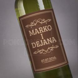 Godišnjica poklon vino