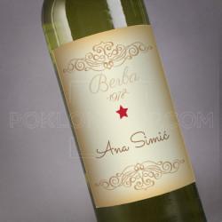 Berba sa imenom poklon vino