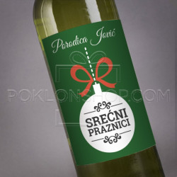 Praznici poklon vino