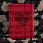 Srce sa imenima poklon rokovnik