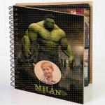 Strašni Hulk poklon album za slike