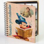 Miki carobnjak poklon album za slike