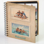 Porodica poklon album za slike