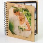 Uspomene sa venčanja poklon album za slike