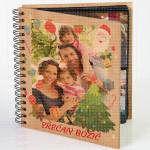 Srećan Božić poklon album za slike