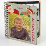 Deda Mraz i irvas poklon album za slike