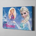 Frozen poklon kanvas