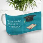 Za diplomiranje zezao si se celo školovanje poklon šolja