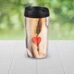Poklon termos za zaljubljene