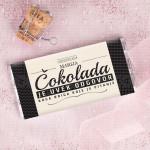 Čokolada je uvek odgovor poklon čokolada