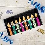 Srećan rođendan poklon čokolada