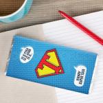 Supermen tata poklon čokolada