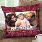 Šarena ljubav poklon jastučnice i jastuci