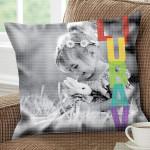 Ljubav poklon jastučnice i jastuci