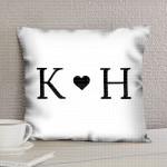 Ljubavna slova poklon jastučnice i jastuci