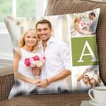 Ljubavni par poklon jastučnice i jastuci
