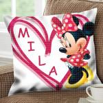 Mini Maus srce poklon jastučnice i jastuci