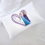 Ledeno kraljevstvo srce poklon jastučnice i jastuci
