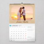 Naše venčanje poklon kalendar