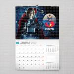 Thor poklon kalendar